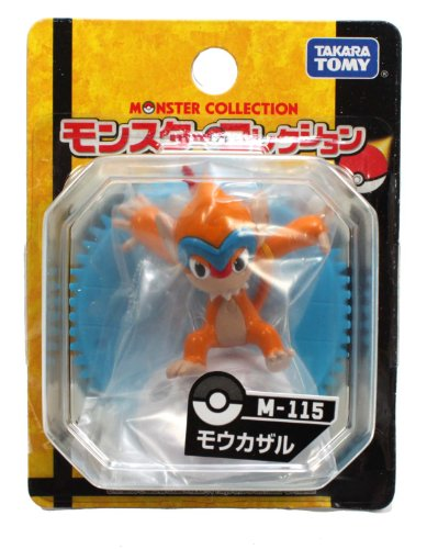Pokemon M-115  Monferno