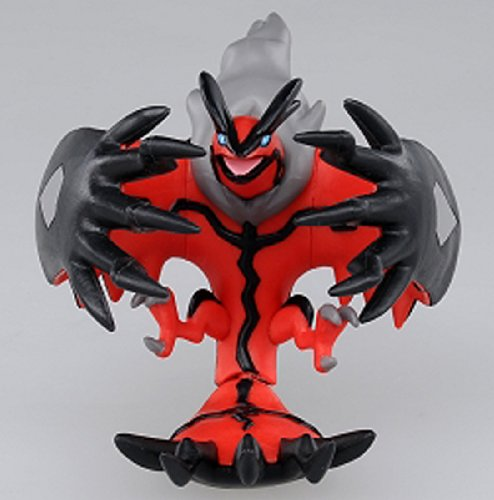 Pokemon Monsters Collection HP-02 Yveltal