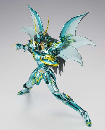 Saint Seiya Myth Cloth, Shiryu du Dragon God Cloth (10th Anniversary Edition)