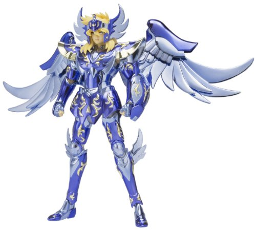 Saint Seiya Myth Cloth, Hyoga du Cygne God Cloth (10th Anniversary Edition)
