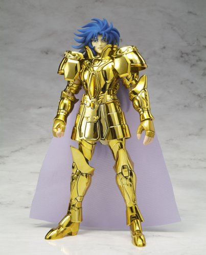 Saint Seiya Myth Cloth, chevalier d'or Gemini Saga
