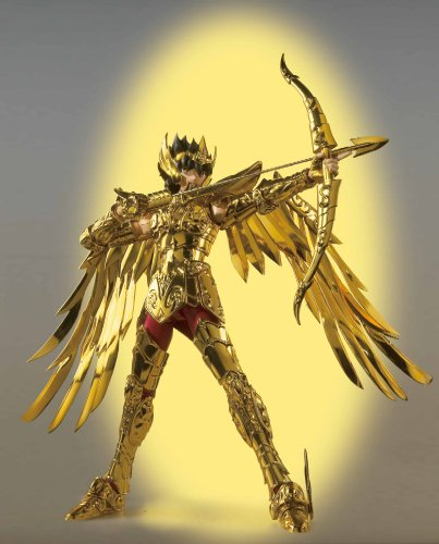 Saint Cloth imperial class, Seiya du Sagittaire