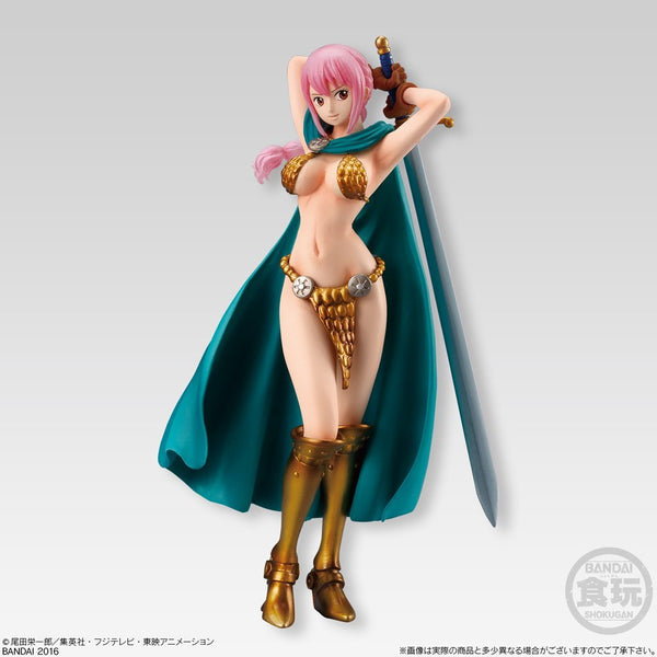 Nami & Robin & Rebecca Girls Selection One Piece Styling 3