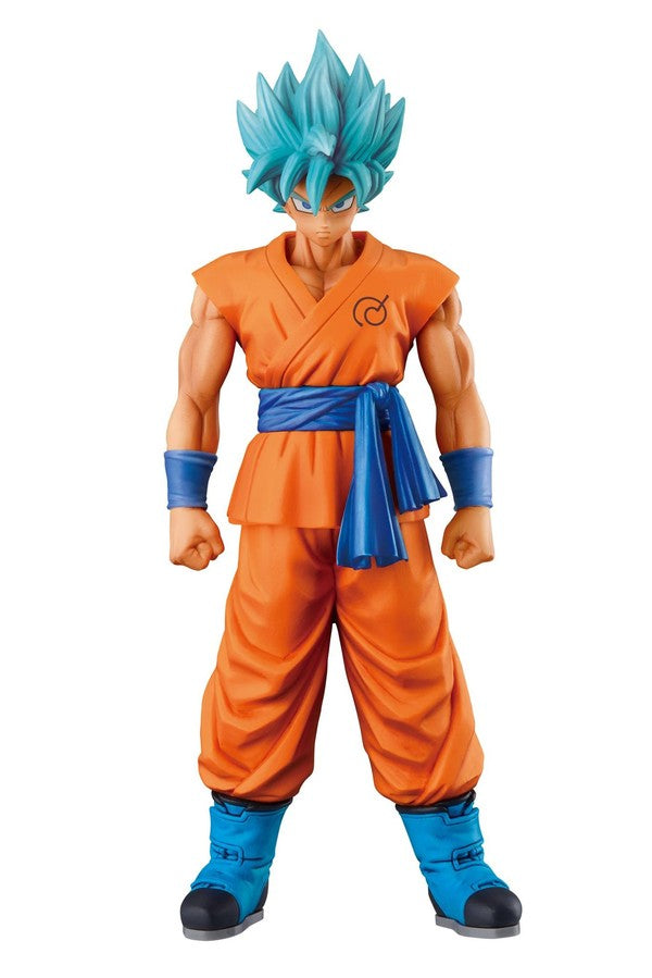 The Son Goku Master Stars Piece Dragon Ball Z Fukkatsu no F