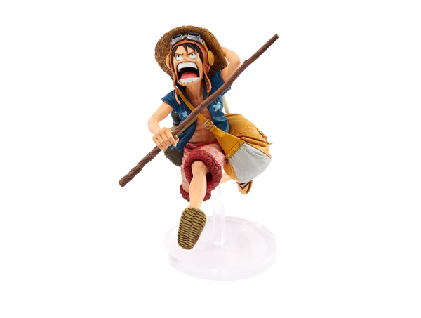 Monkey D.Luffy SCultures Figure Colosseum 4 vol. 1 One Piece