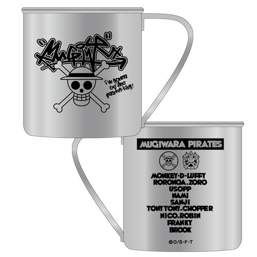 One Piece Straw Hat Pirates Mug