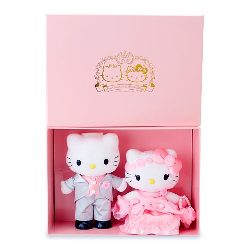 Hello Kitty & Dear Daniel Della  Wedding