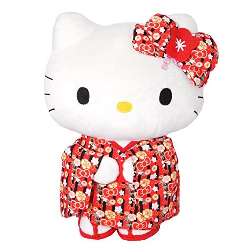 Sanrio Japan Hello Kitty M Size Red