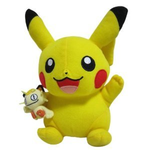 Pokemon Banpresto Pikachu 2012