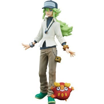 Pokemon Best Wishes DXF  PARTNERS FIGURE N
