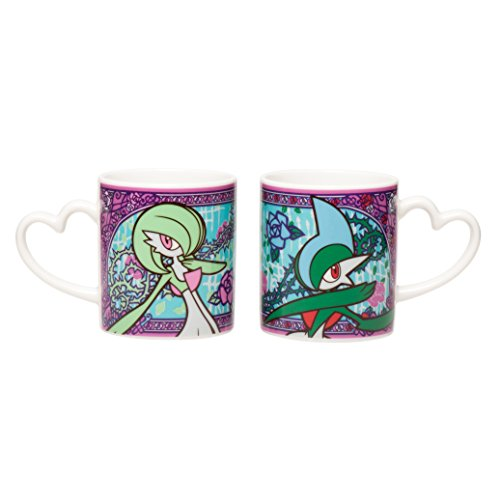 Set Mug Gardevoir · Gallade