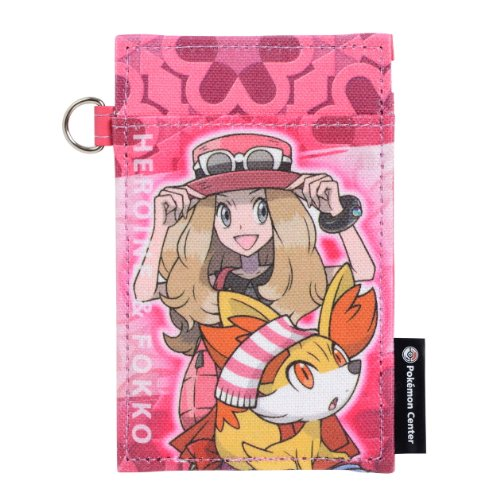 Pass Case Pokemon XY Fokko