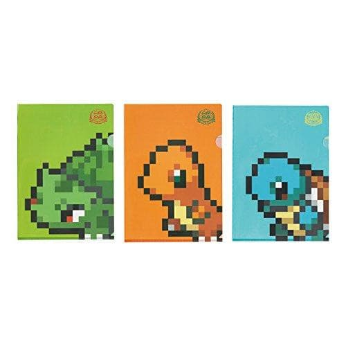 A4 Copy Paper Bulbasaur · Charmander · Squirtle x 3