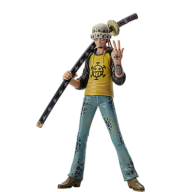 One Piece DX Figure THE GRANDLINE MEN vol.4 Trafalgar Law