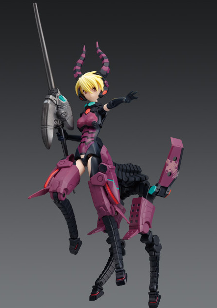 Proxima Spinel (MMS Type Centaur version) - 1/1 scale - Busou Shinki - Konami