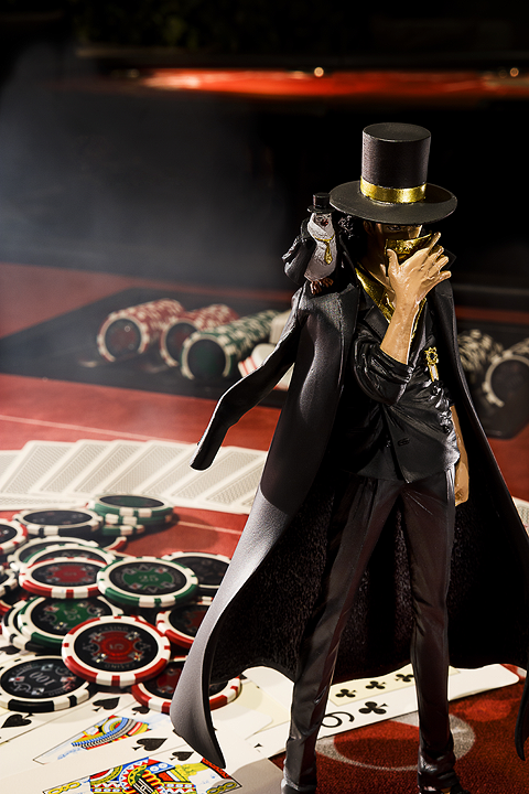 Rob Lucci Special Version Creator x Creator One Piece FILM GOLD