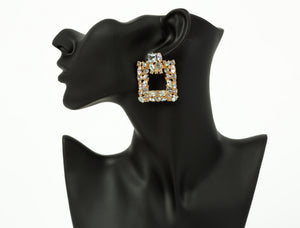 Diamond Shine Earrings