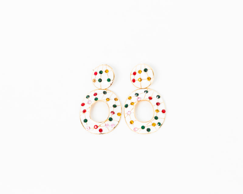 Candy Cream Earrings