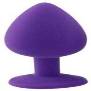 Silicone Butt Anal Plug for Women Couples