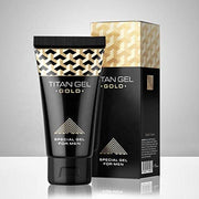 Powerful Titan Gold Special Growth Intimate Gel Men Lubricant Gel
