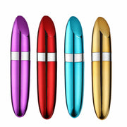 PACK OF 4 - MINI VIBRATOR - LIPSTICK SHAPE- WATERPROOF - SEX TOY FOR WOMEN