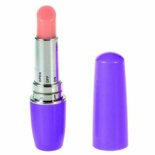MINI VIBRATOR - LIPSTICK SHAPE - WATERPROOF - MULTI SPEED - SEX TOY FOR WOMEN