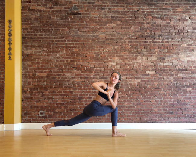Detoxifying Yoga Poses