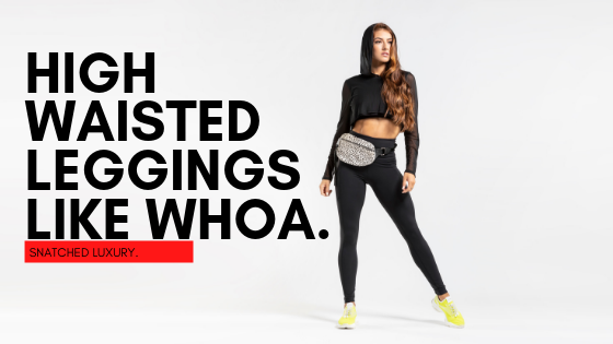 High Waisted leggings Amari Active