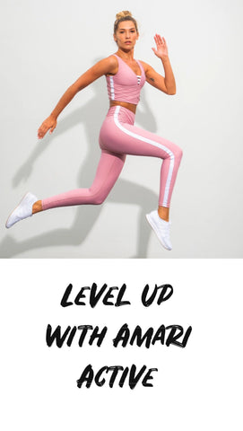 Amari Active Fitness Clothing
