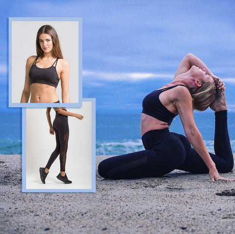 Aura Bra and Manhattan 2.0 Legging