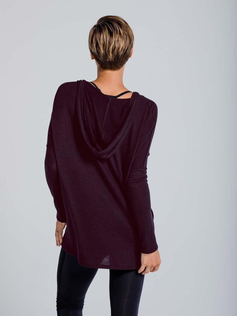 London Twist Front Sweater