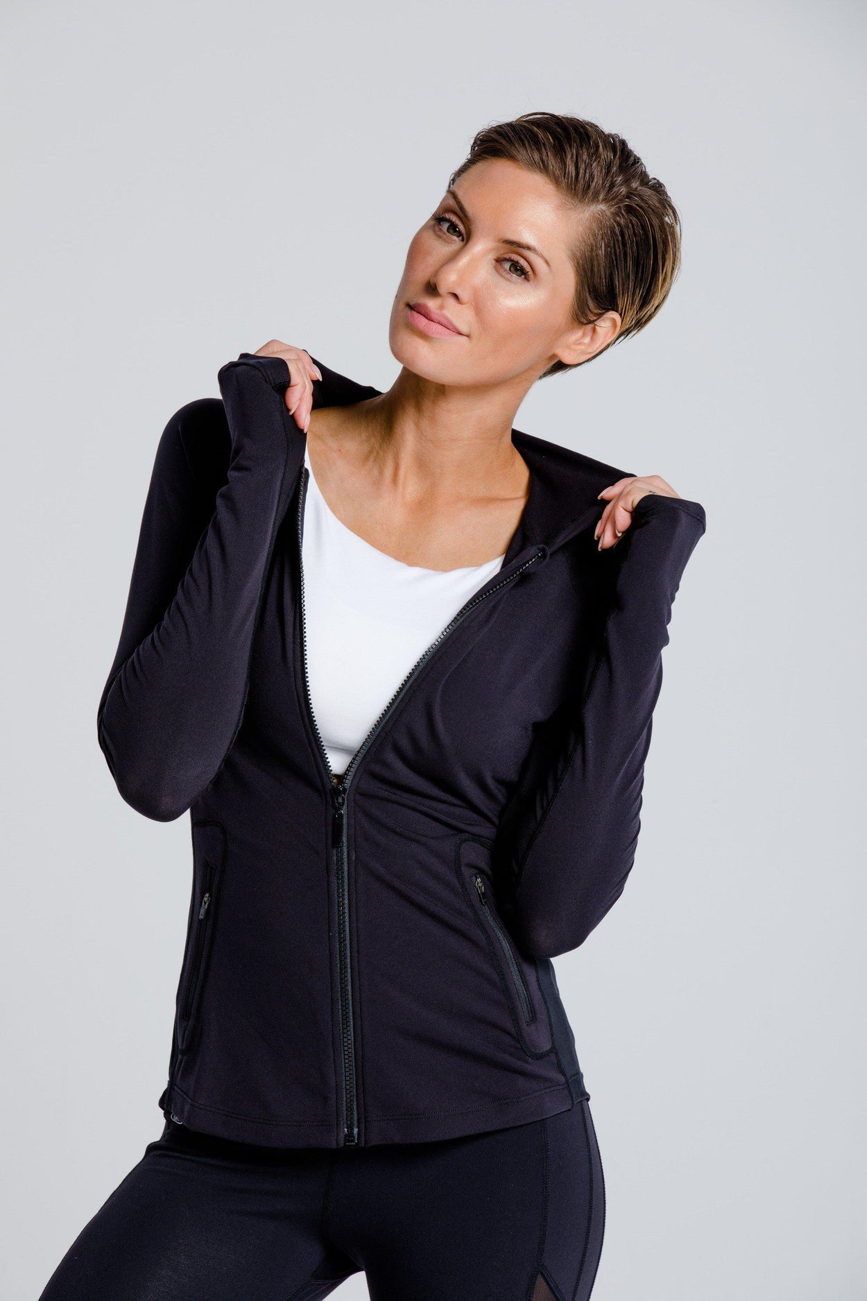 Sleek Running Jacket