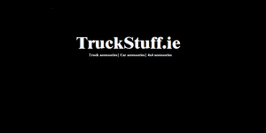 Truck, 4x4 and car accessories
