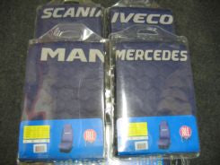 COTTON TRUCK SEAT COVER IVECO