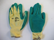GREEN GRIP GLOVE