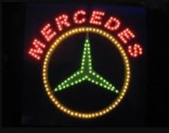 LED light boards - 24Volt Mercedes