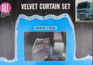 MAN TGA XXL CURTAIN SET
