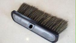QUALITY PRESSURE WASH BRUSH HEAD WITH HOG HAIR