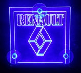 WINDSCREEN LOGO LIGHT RENAULT