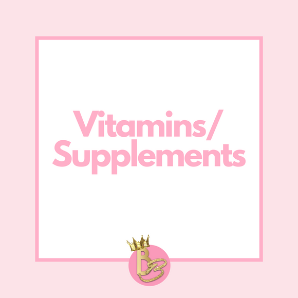 Vitamins/Supplements
