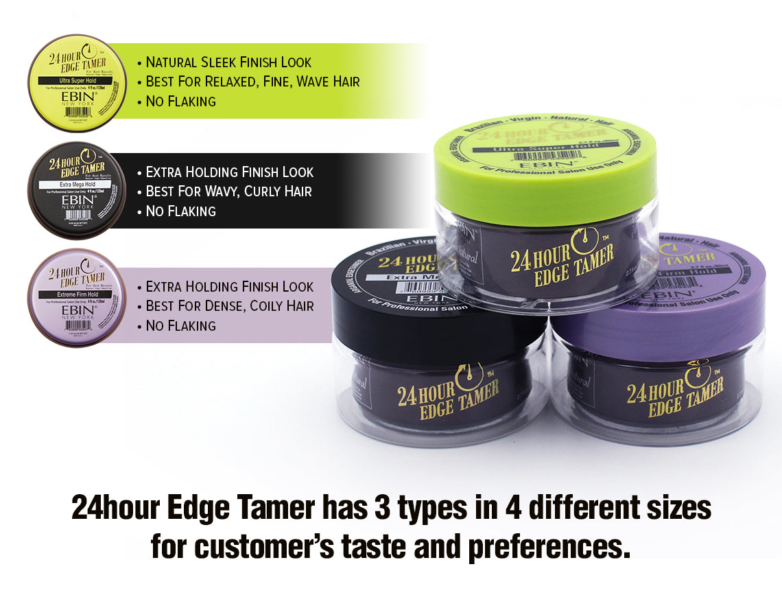 EBIN 24 Hour Edge Tamer (Extra Mega Hold)
