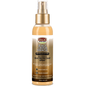 African Pride BCM Anti-Humidity Heat Protectant Spray
