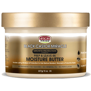 African Pride BCM Prep & Leave-In Moisture Butter