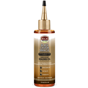 African Pride BCM Hair & Scalp Sealing Oil