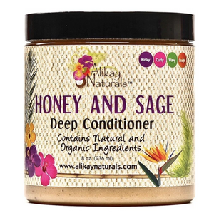 Alikay Naturals Honey & Sage Deep Conditioner