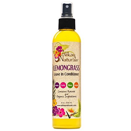 Alikay Naturals Lemongrass Leave In Conditioner