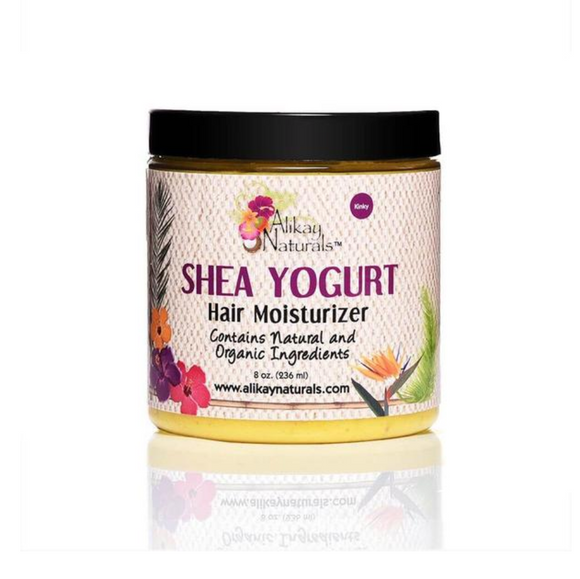 Alikay Naturals Shea Yogurt Hair Moisturizer