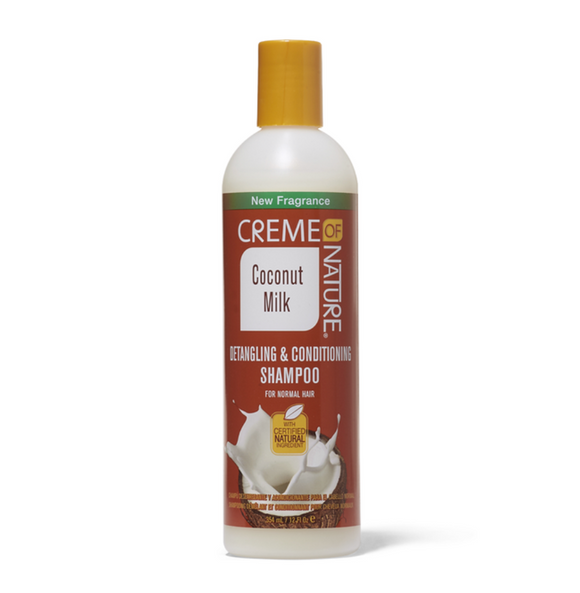 Creme Of Nature Coconut Milk Detangling Shampoo