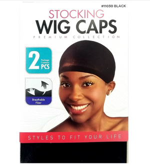 Open image in slideshow, Wig Caps (2 Pack)
