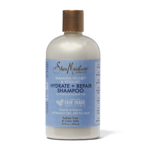 Shea Moisture Manuka Honey & Yogurt Hydrate & Repair Shampoo